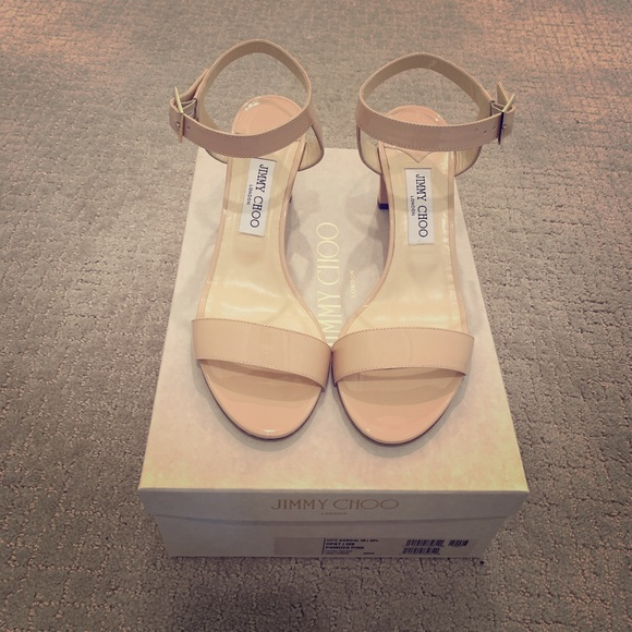 Jimmy Choo Shoes   Nib Jimmy Choo City